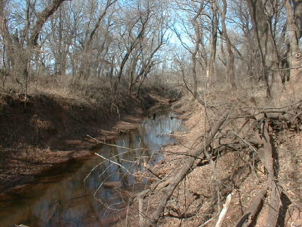 Image of Stillwater Creek in Payne County
