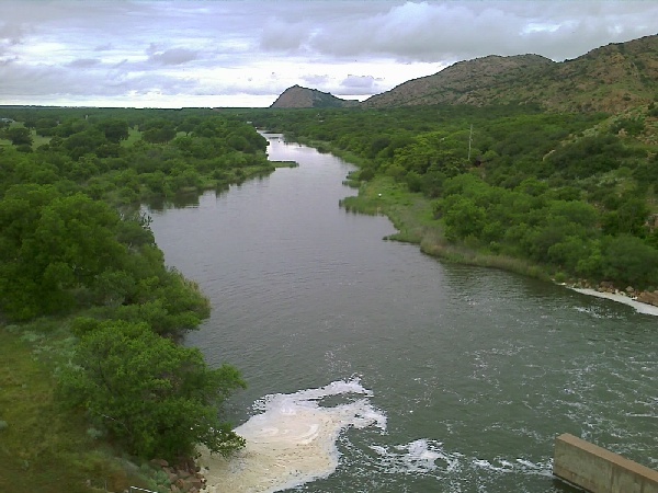 Image of north fork of the Red River